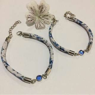 Mommy and daughter bracelets