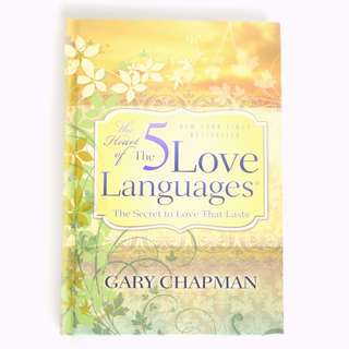 *BRAND NEW* The Heart of The 5 Love Languages by Gary Chapman