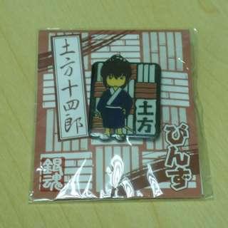 Gintama - Toushirou Hijikata pin badge