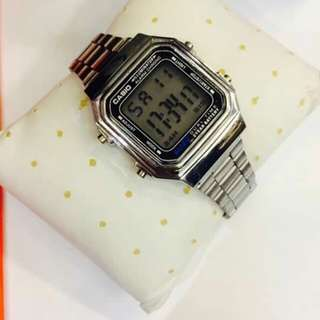 Casio watch class a but in a good quality with box and pouch