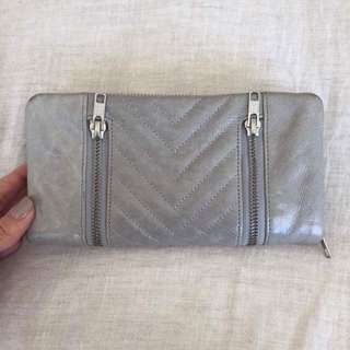 Status Anxiety Grey Wallet