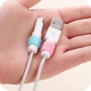 USB叉電線保護器