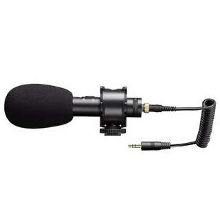 BOYA BY-PVM50 Stereo Microphone Condenser Video Mic for Camera DSLR