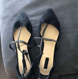 Forever 21 Flats size 10 brand new