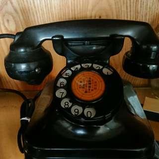 日本 四號電話 (電木材質(