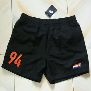 nike football soccer casual above the knee shorts
