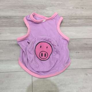 Piggy Sando for dogs
