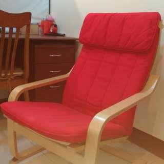 IkEA扶手椅組