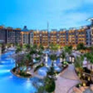 Hard Rock Hotel Sentosa 2 Nights Staycation 18 dec - 20 dec