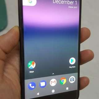 Google pixel xl 32gb black