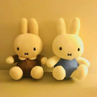 Couple Bunny Stuffed Toys
