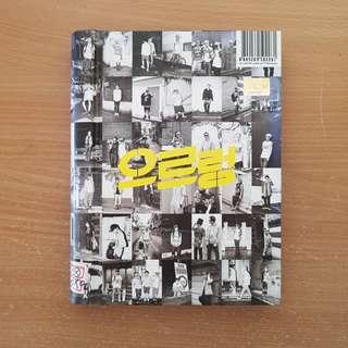 EXO-K Growl Album