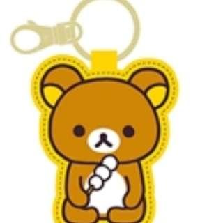 拉拉熊-皮革造型悠遊卡