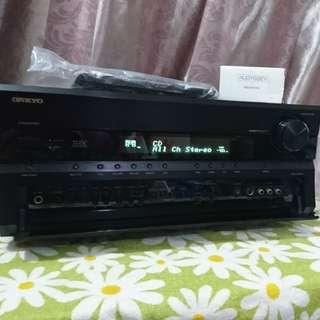 安橋ONKYO TX-SR806 重量級AV AMP
