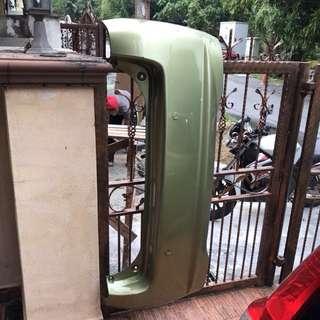 Bumper And Bonet Perodua Viva