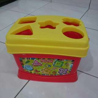 Promo - Fisher Price Toy