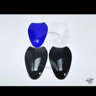 Suzuki hayabusa gsxr1300 headlight protector