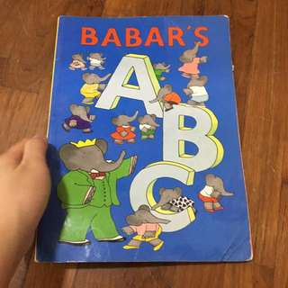 Preloved babar ABC