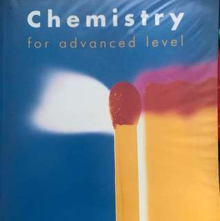 A Level Chemistry Textbook