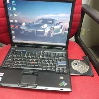 Ibm lenovo ATI display card DVD internal good for study