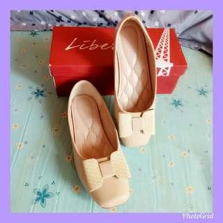 👠Liberti flat shoes