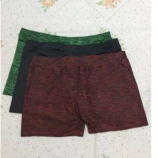 REPRICED New Stretchable Sport / Swim / Exercise Shorts / Bottom