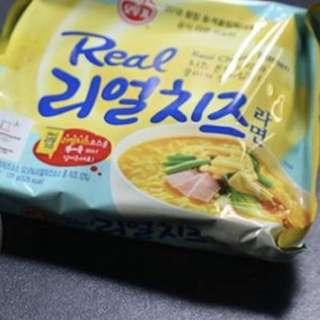 韓國芝士麵 *最後三包