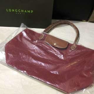 ❤️100% Real 全新現貨Longchamp Nylon Large
