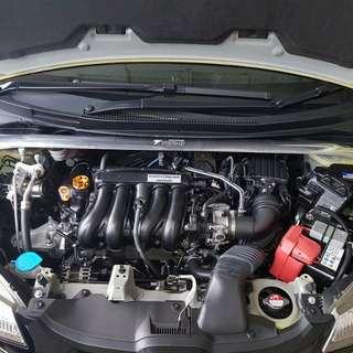 Honda GK 3 / 5 (jazz/fit ) TCR Front Strut Bar