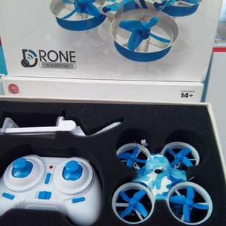 """⭐🚀KK-20W """"ULTIMATE CRASH SHIELD"""" Blue Camouflage Mini Drone With High Definition Aerial Photography Capabilities