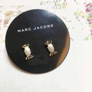 Marc jacobs復古糖果耳環