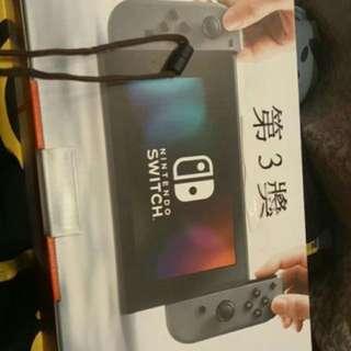 放全新switch