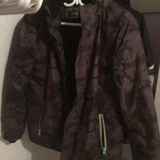 Boy's Winter Jacket