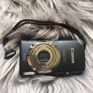 Camera Canon IXUS 210