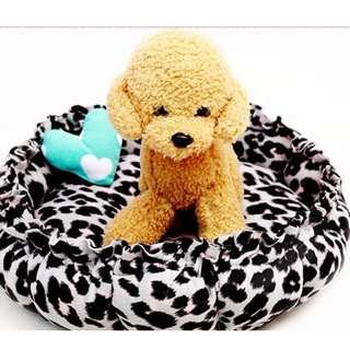 ADJUSTABLE PET CAT / DOG CUSHION BED - SIZE M