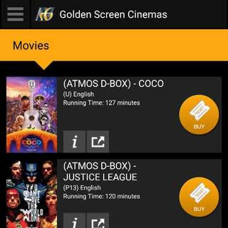 GSC movie e-voucher