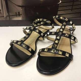 🈹⬇️全新 Valentino Rockstud Sandals