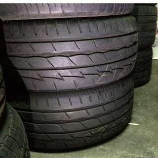 Used Bridgestone Potenza RE 003 225/50/17 Tyre