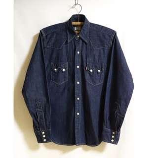 二手 Levis lvc vintage clothing 1955 size S 原色 美國製