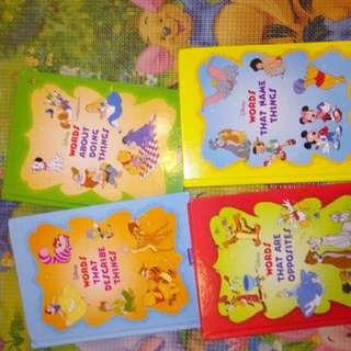Disney children book