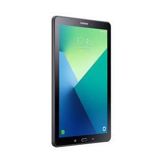 """Galaxy Tab A (2016, 10.1"""") with S Pen (Black) with Tamper Glass"""