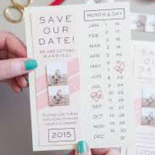 Cheap affordable budget wedding card printing