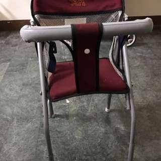 機車椅。小朋友