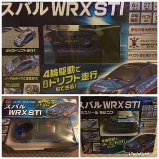 SUBARU WRX STI甩尾遙控車