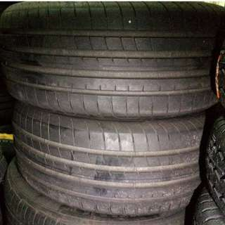 Used Goodyear F1 Asymentric 2 245/45/18 Tyre