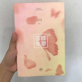 [WTS] BTS HYYH Pt. 2 Pink Album