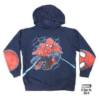 6y spiderman