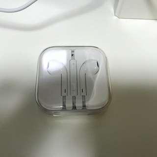 全新Apple 3.5mm耳機(跟機原裝未開)