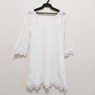 H&M Laced Dress