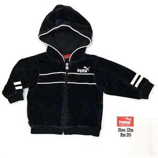 12m puma jacket